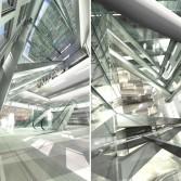Glass tower london rhwl