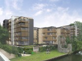 Norwich FC Residential apartments