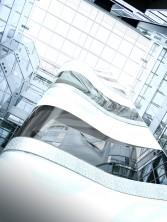 senator house atrium concept